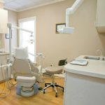 Dental room at Dunwoody Family & Cosmetic Dentistry.