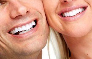 Young Couple Smiling Dunwoody GA